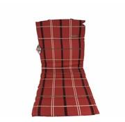 Kussen Textil.Philip Red P/St