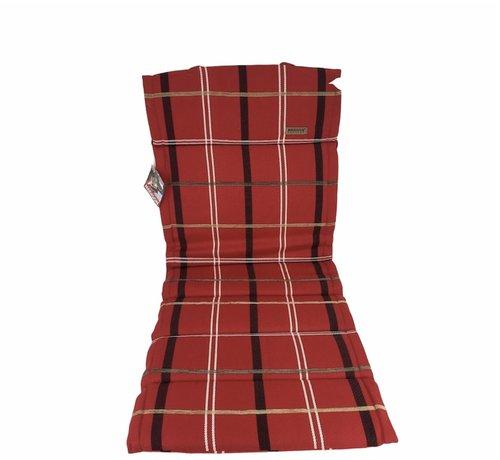 Kissen Textil.Philip Red P / St