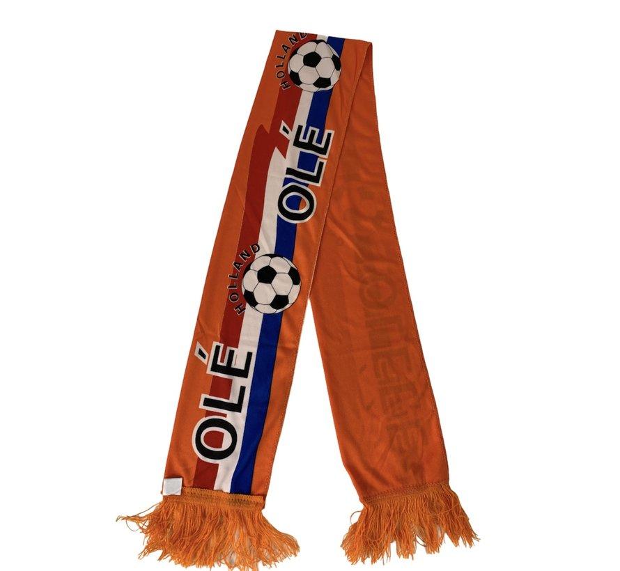Sjaal Oranje Nederlands Elftal - Holland