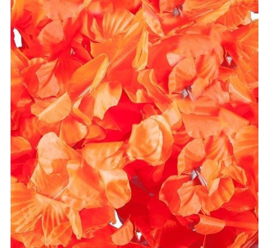 Krans Hawaii Oranje