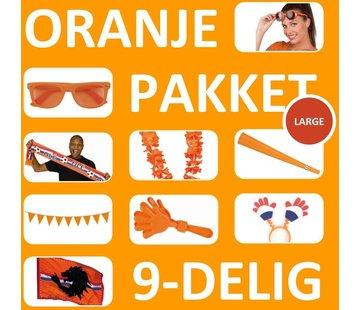 Orange Paket 86 994 9 L-Stück