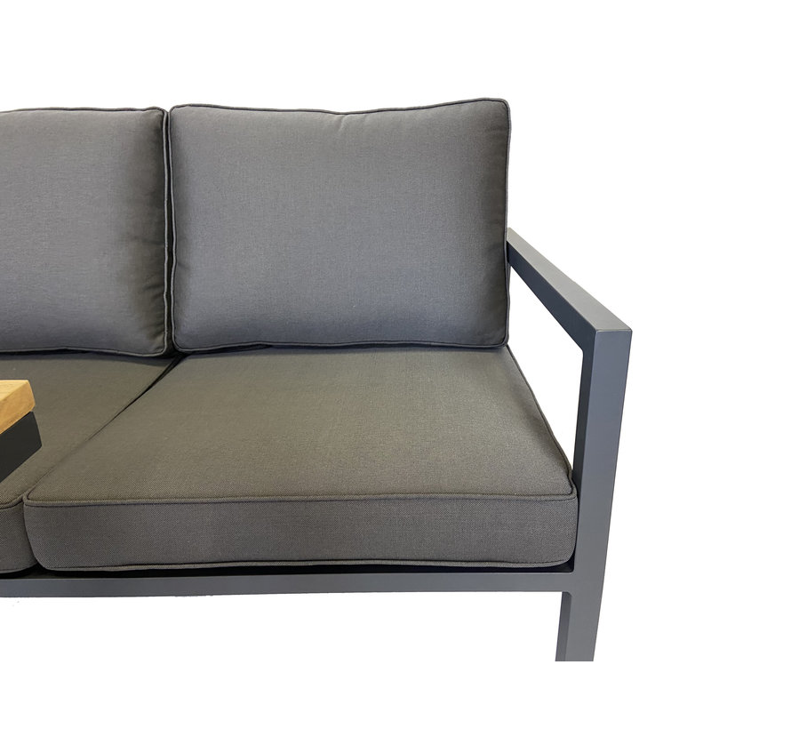5-persoons Sofaset Palazzo | Incl. 2 kleine tafels