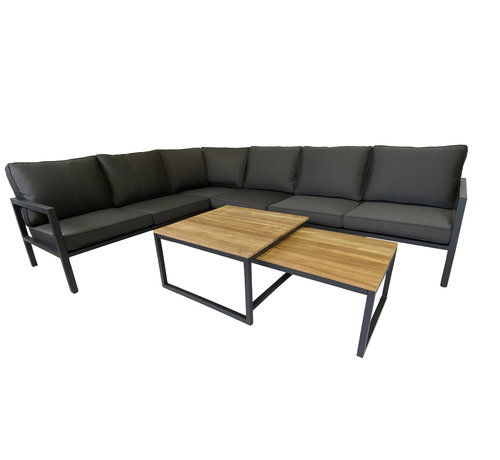Mondial Living 6-persoons Loungeset Palazzo   Incl. 2 kleine tafels