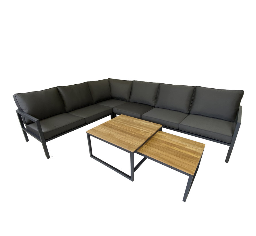6-persoons Loungeset Palazzo | Incl. 2 kleine tafels