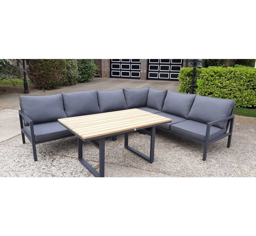 6-persoons Loungeset Palazzo | Incl. tafel 140 x 86 cm