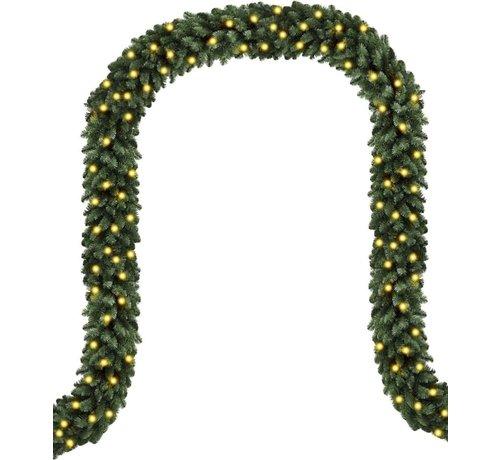 Royal Christmas Royal Christmas® Guirlande Washington 540 cm inclusief LED-verlichting | Ook geschikt voor buiten