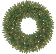 Royal Christmas Royal Christmas® Kerstkrans Washington Ø90 cm | Inclusief LED | Op Batterijen