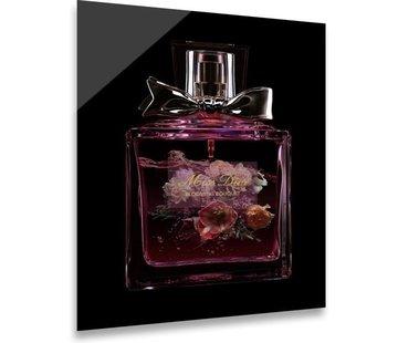 ter Halle® Glasschilderij 60 x 80 cm | Miss Dior Blooming Bouquet