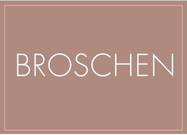 Broschen