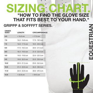 Hirzl Gloves SOFFFT Dressage