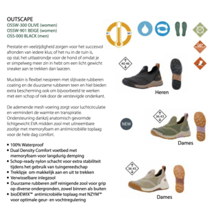 Muck Boots Outscape Women