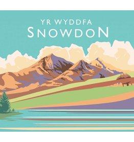 Snowdon Poster