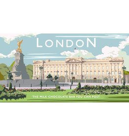 Buckingham Palace Milk Chocolate Bar   - Trade Box of 20