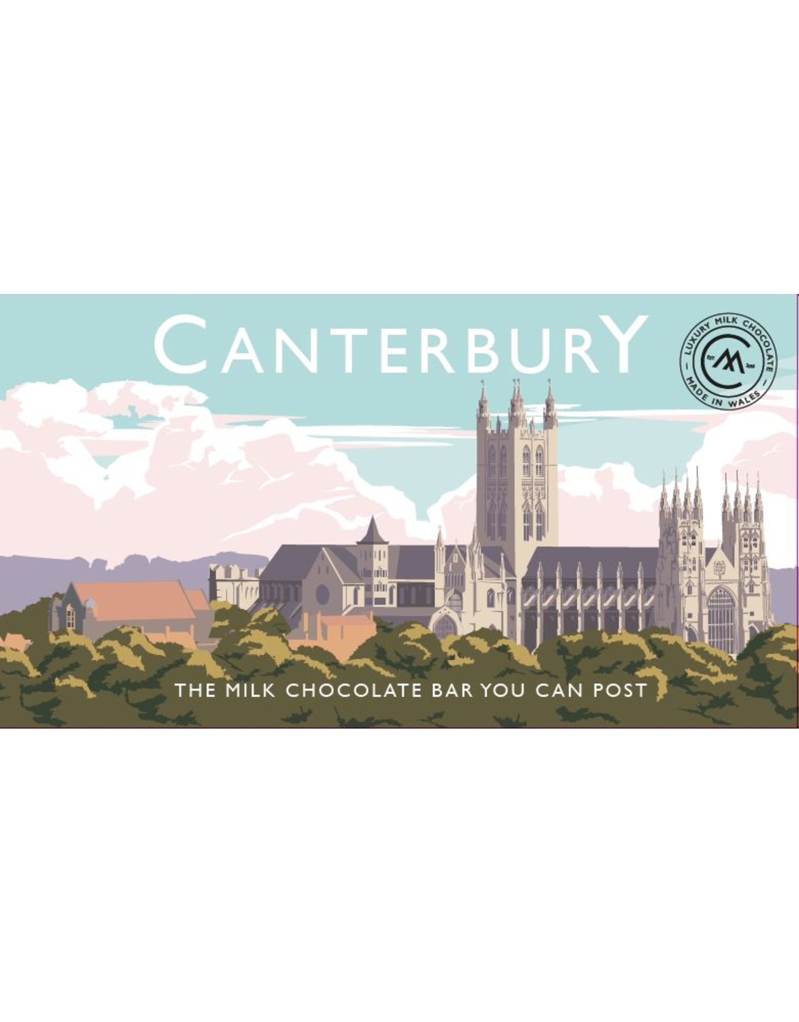 The Chocolate Bar You Can Post -Canterbury