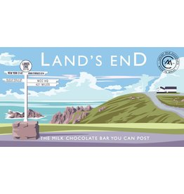 Land's End Milk Chocolate Bar