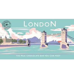Tower Bridge Milk Chocolate Bar
