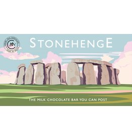 Stonehenge Milk Chocolate Bar
