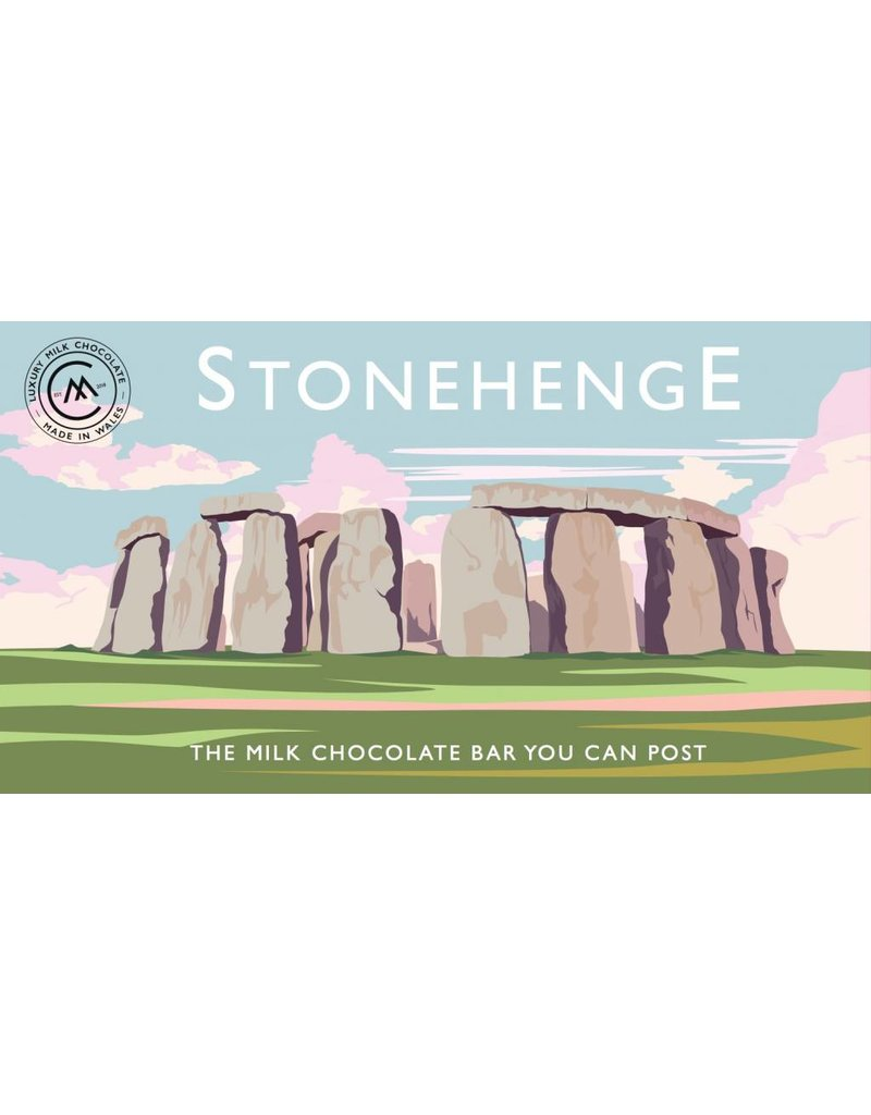The Chocolate Bar You Can Post -Stonehenge