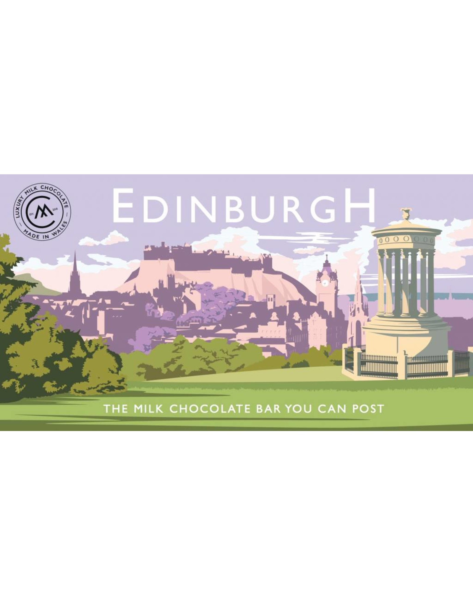 The Chocolate Bar You Can Post -Edinburgh