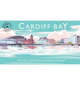 Cardiff Bay Milk Chocolate Bar