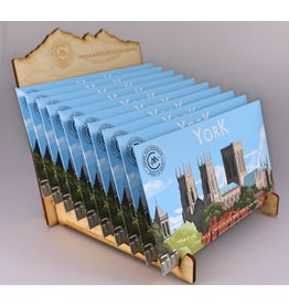 York Milk Chocolate Bar   - Trade Box of 20