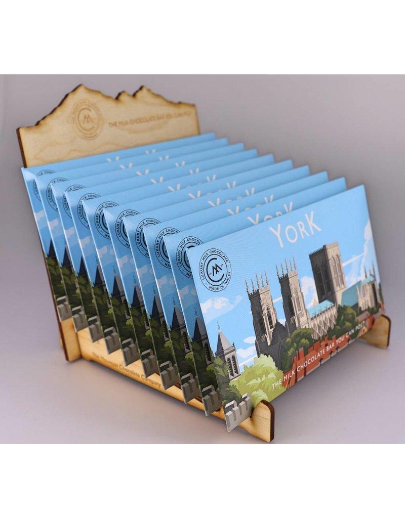 The Chocolate Bar You Can Post -York Trade Box