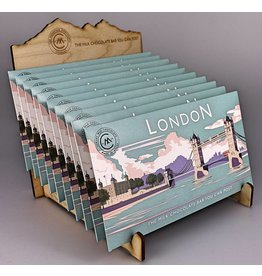 Tower Bridge Milk Chocolate Bar   - Trade Box of 20