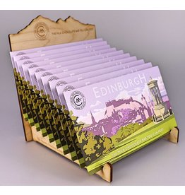 Edinburgh Milk Chocolate Bar - Trade Box of 20