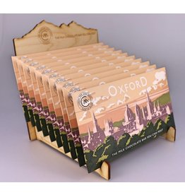 Oxford Milk Chocolate Bar   - Trade Box of 20