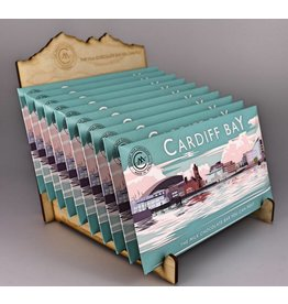 Cardiff Bay Milk Chocolate Bar   - Trade Box of 20