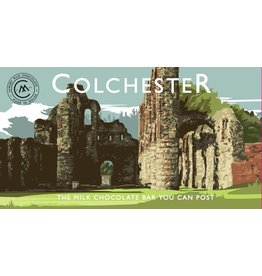 Colchester Milk Chocolate Bar