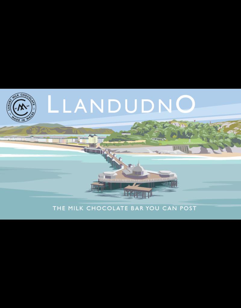 The Chocolate Bar You Can Post - Llandudno