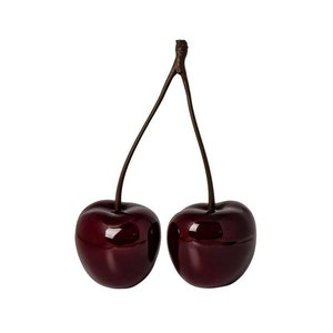 PotteryPots Cherry love glossy red