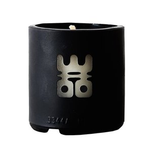 WOO WOO Lucky Candle Black