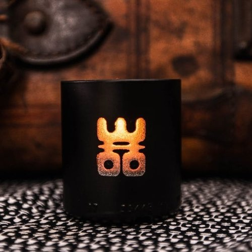 WOO WOO Lucky Candle Black - S -TQ