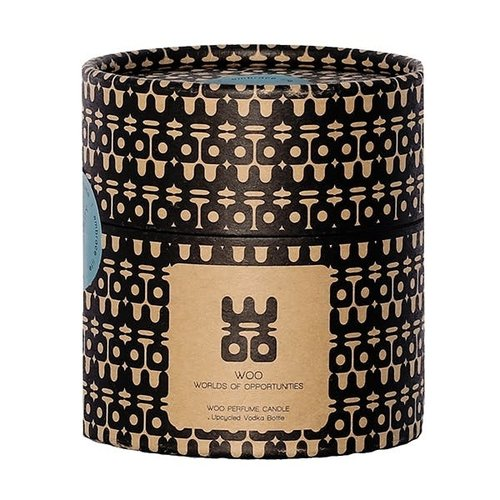 WOO WOO Lucky Candle Gold - S -TR