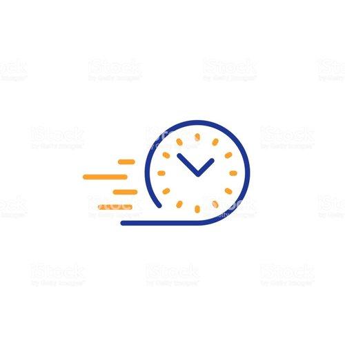 Tijdlevering < 12:00 uur