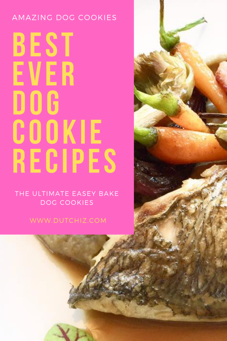 10 amazing dog treat recipes by Dutchiz