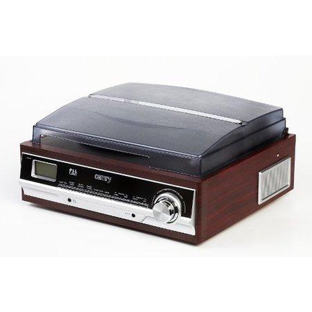 Camry Camry CR 1113 - Retro draaitafel met radio