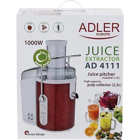Adler Adler AD 4111 - Sapcentrifuge - 1000 Watt