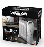 Mesko Mesko MS 7805 - Radiator - olie gevuld -  9 ribben