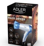Adler Adler AD 2222  - Haardroger- föhn - 1200 Watt