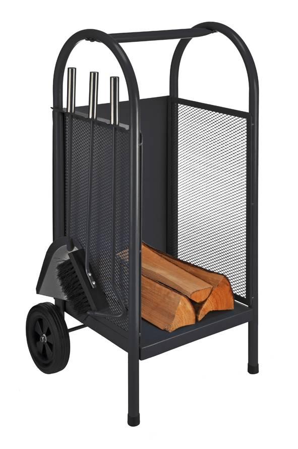 Haushalt Haushalt 60239 - Haard hout trolley -  gereedschap