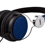 Camry Camry CR 1128 - Hoofdtelefoon - zwart/blauw