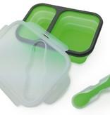 Camry Camry CR 6697 - Twee-vaks lunch bakje - kunststof - groen