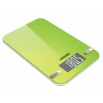 Mesko MS 3151 - Keukenweegschaal - digitaal - groen