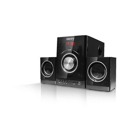 Camry Camry CR 1136 - Radio set - met 2 boxen - afstandsbediening - zwart