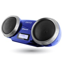 Camry CR 1139 B - Bluetooth speaker - Blauw - 2 speakers - lcd scherm