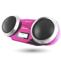 Camry CR 1139 P - Bluetooth speaker - Roze - 2 speakers - lcd scherm