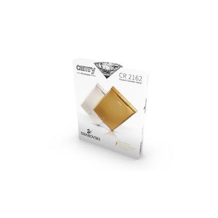Camry Camry CR 2162g - Spiegel - verlicht - goud